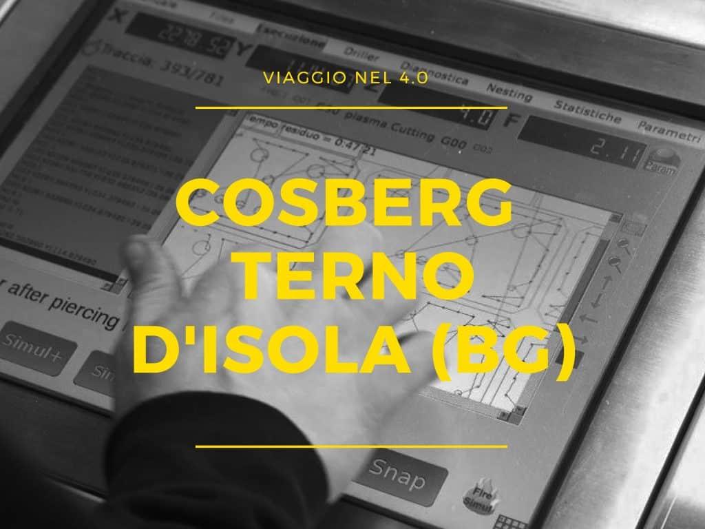 Industory: il caso Cosberg