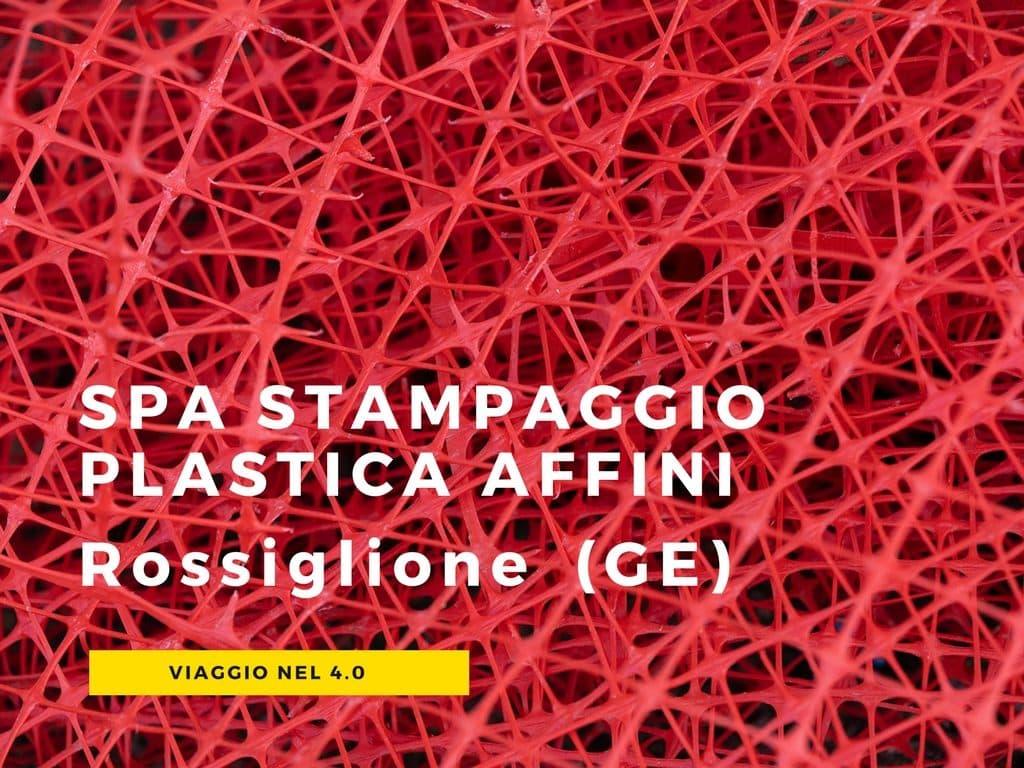 Industory: il caso SPA - Stampaggio Plastica Affini